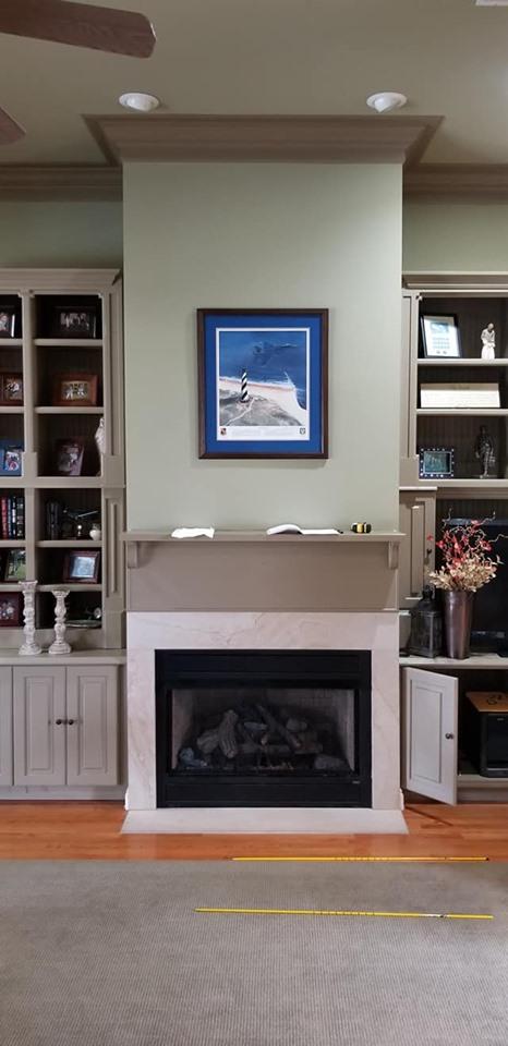 Fine Home Fireplace Creations Interior Design Ideas Gresisoteloinfo